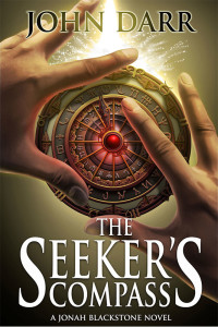 The Seeker's Compass Jonah Blackstone Book 2